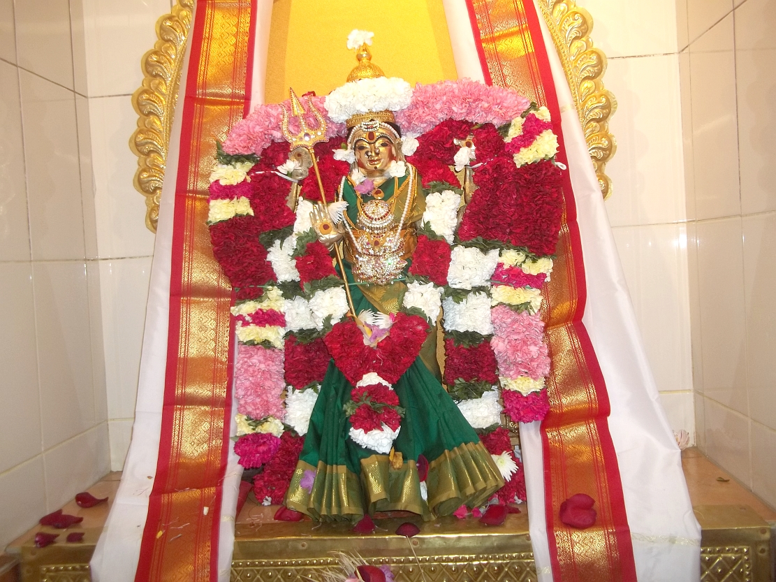 March 6, 2012 - Maasi Magam - Durgai Amman Paal Kudam Abhishekam :